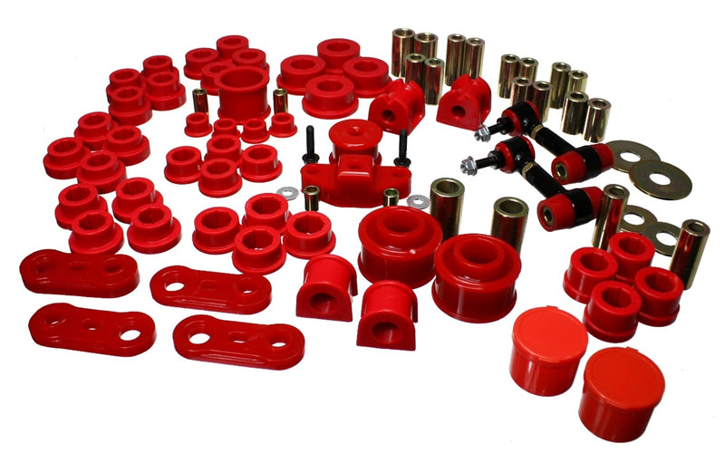 Energy Suspension Master Bushing Kit for 08-14 Subaru STI