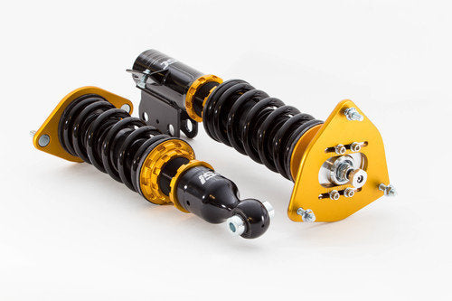ISC Basic Street Sport Coilovers for 08-14 Subaru WRX