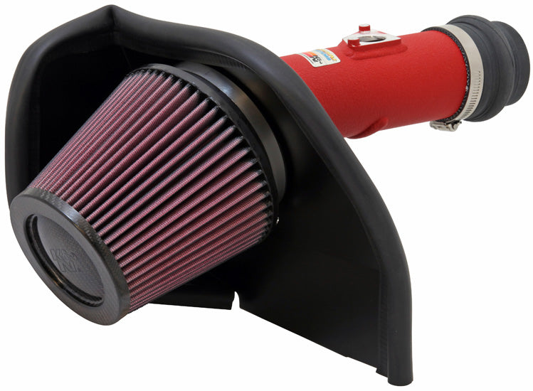K&N Typhoon Short Ram Intake for 08-14 Subaru STI