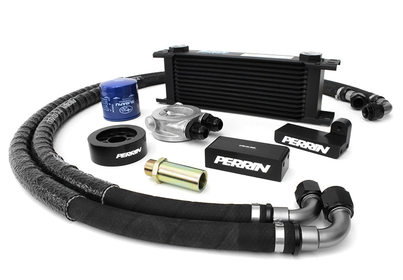 Perrin Oil Cooler Kit for 08-14 Subaru STI