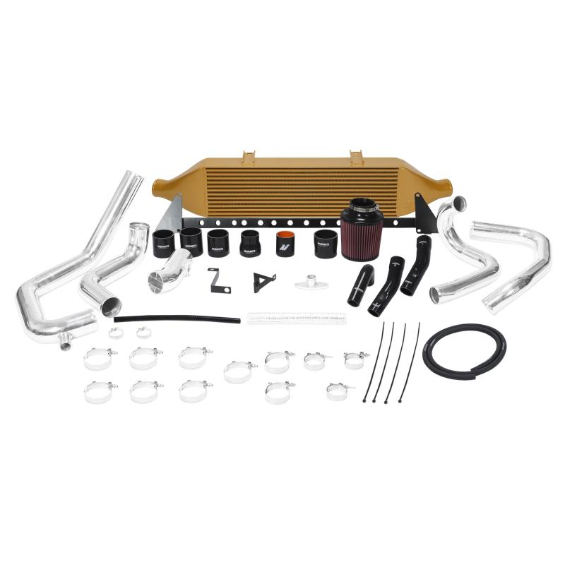 Mishimoto Front Mount Intercooler Kit for 08-14 Subaru STI
