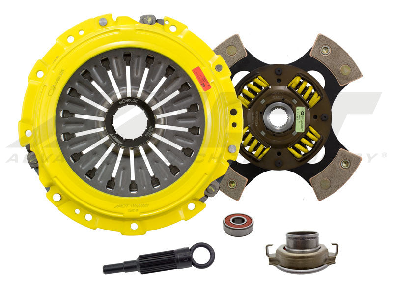 ACT Heavy Duty Performance Sprung 4-Puck Clutch Kit for 04-07 Subaru STI