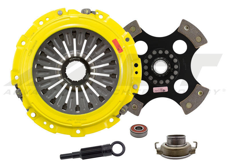 ACT Heavy Duty Performance Rigid 4-Puck Clutch Kit for 04-07 Subaru STI