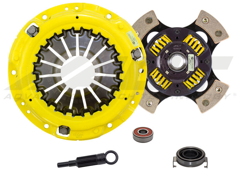 ACT Heavy Duty Performance Sprung 4-Puck Clutch Kit for 15-18 Subaru WRX