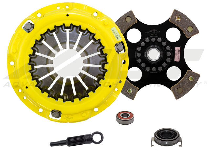 ACT Heavy Duty Performance Rigid 4-Puck Clutch Kit for 15-18 Subaru WRX