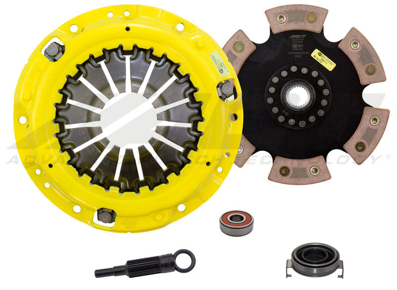 ACT Heavy Duty Performance Rigid 6-Puck Clutch Kit for 15-18 Subaru WRX