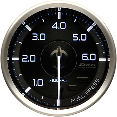 Defi Advance A1 Fuel Pressure Gauge