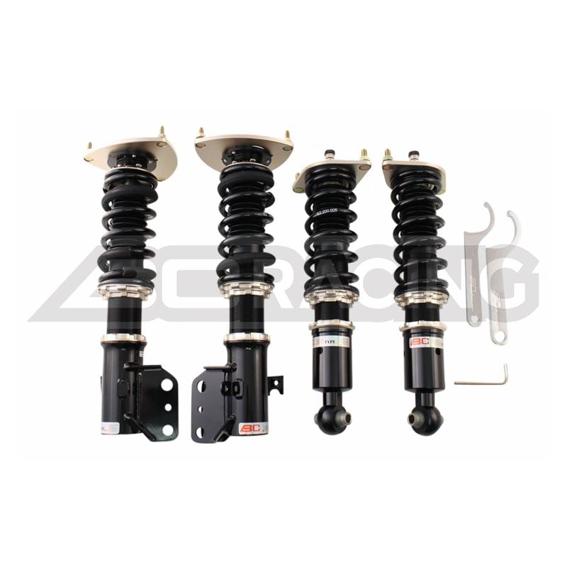 BC Racing BR Series Coilovers for 04-07 Subaru STI