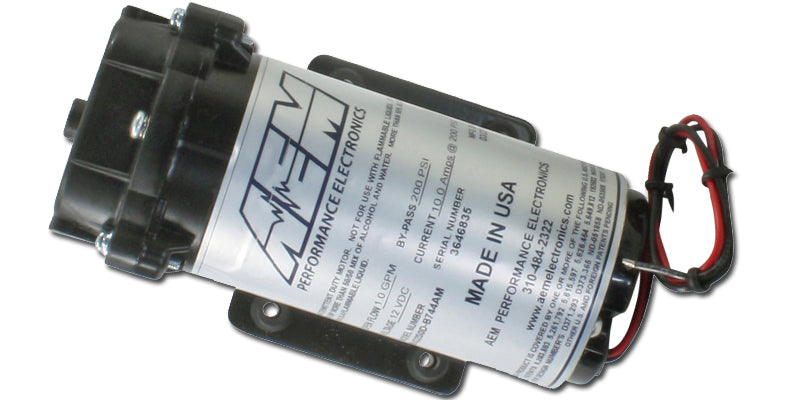 AEM Forced Induction Water Methanol Injection Kit