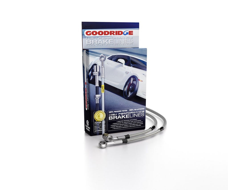 Goodridge Brake Lines for 08-14 Subaru WRX