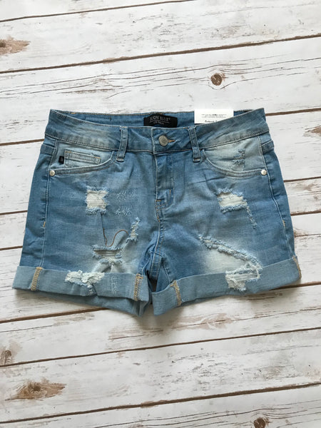 Judy Blue Distressed Short
