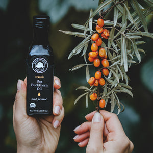 The Sea buckthorn oil-The Superpower berry?