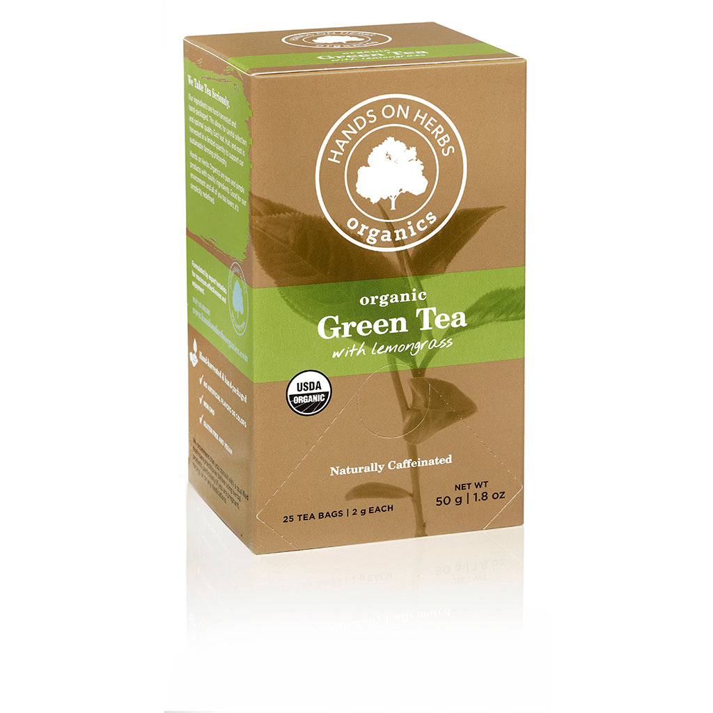 Green Tea with Lemongrass