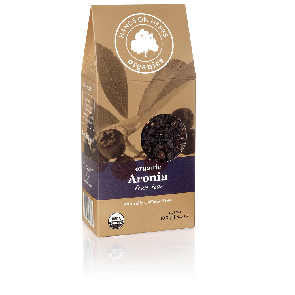 Aronia Tea (Chokeberry Tea)