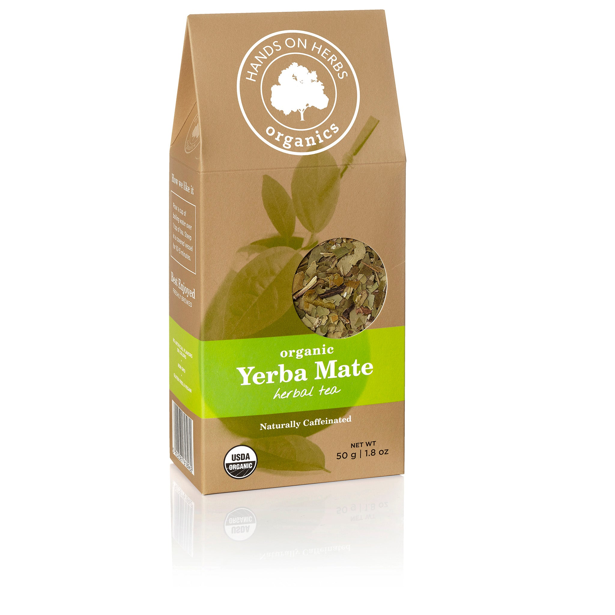 Yerba Mate Loose Tea