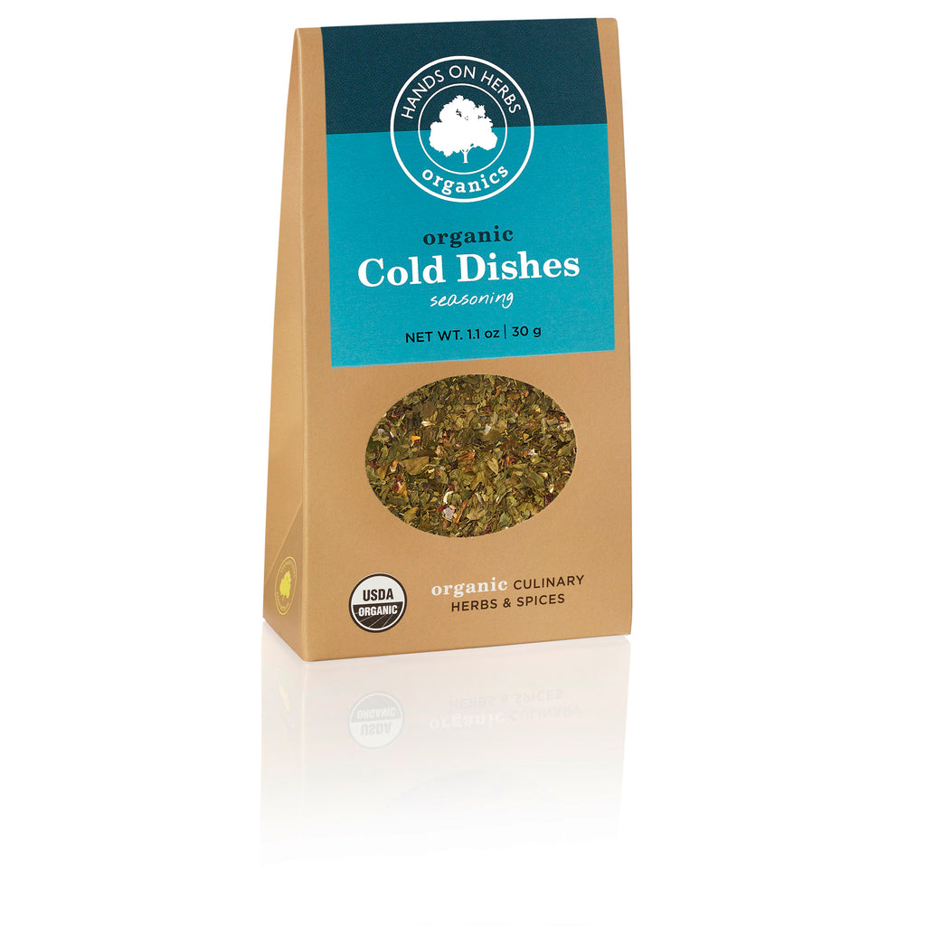 Cold Dishes Seasoning with sea buckthorn