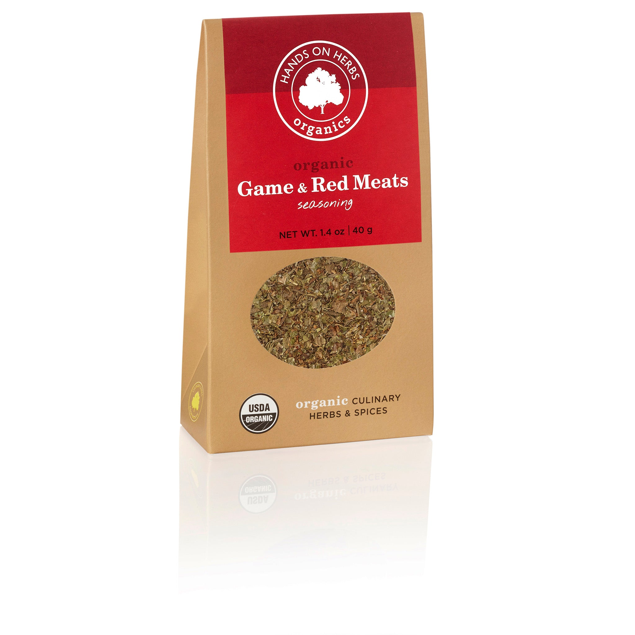 Game & Red Meats Seasoning