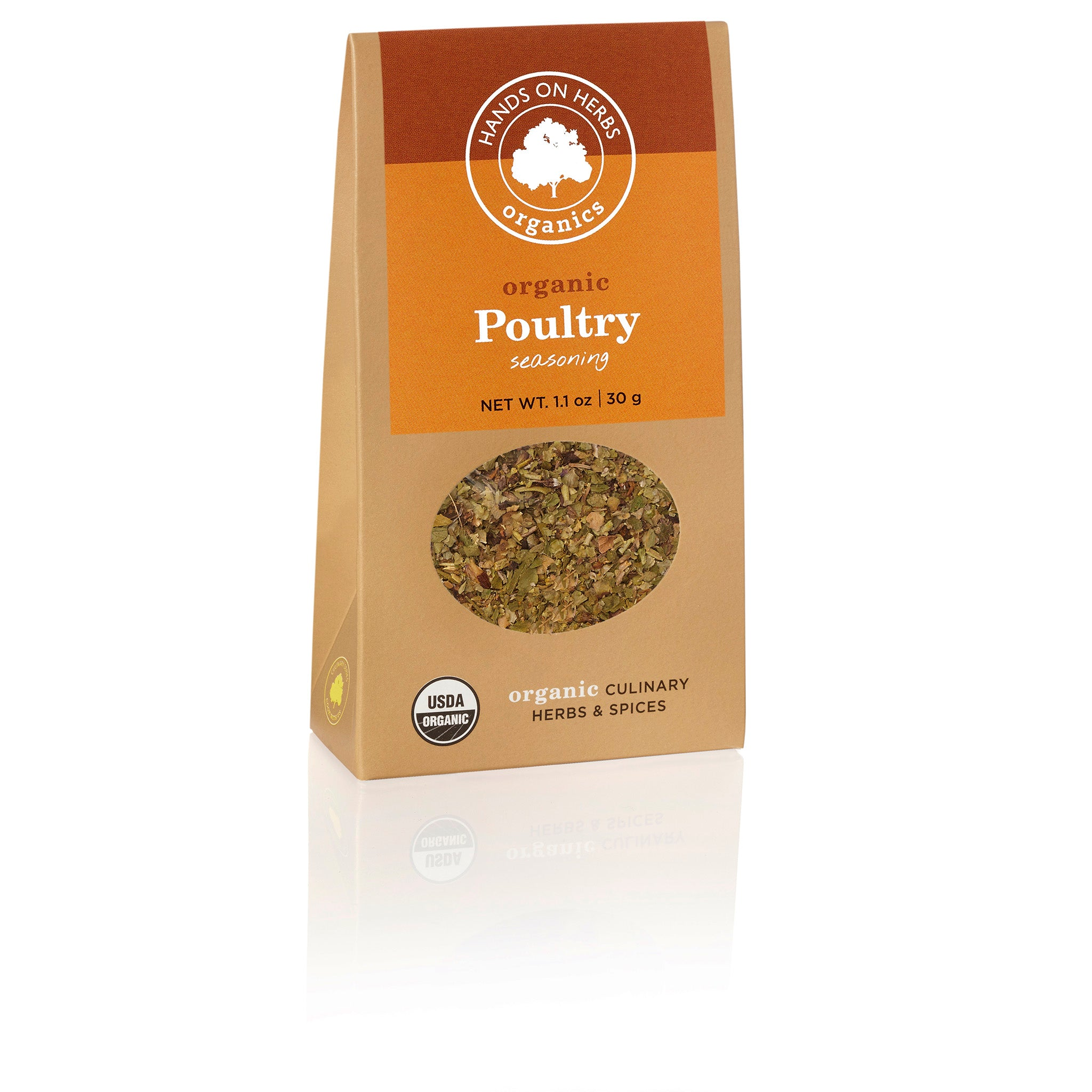 Poultry Seasoning with turmeric