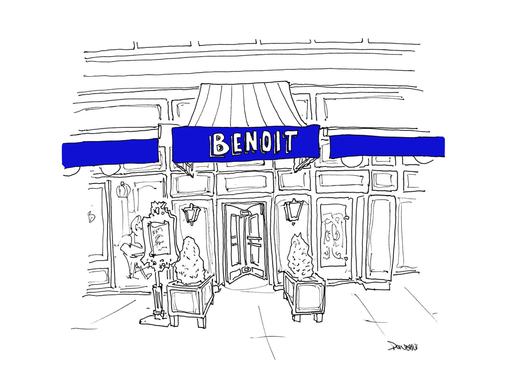 Benoit New York