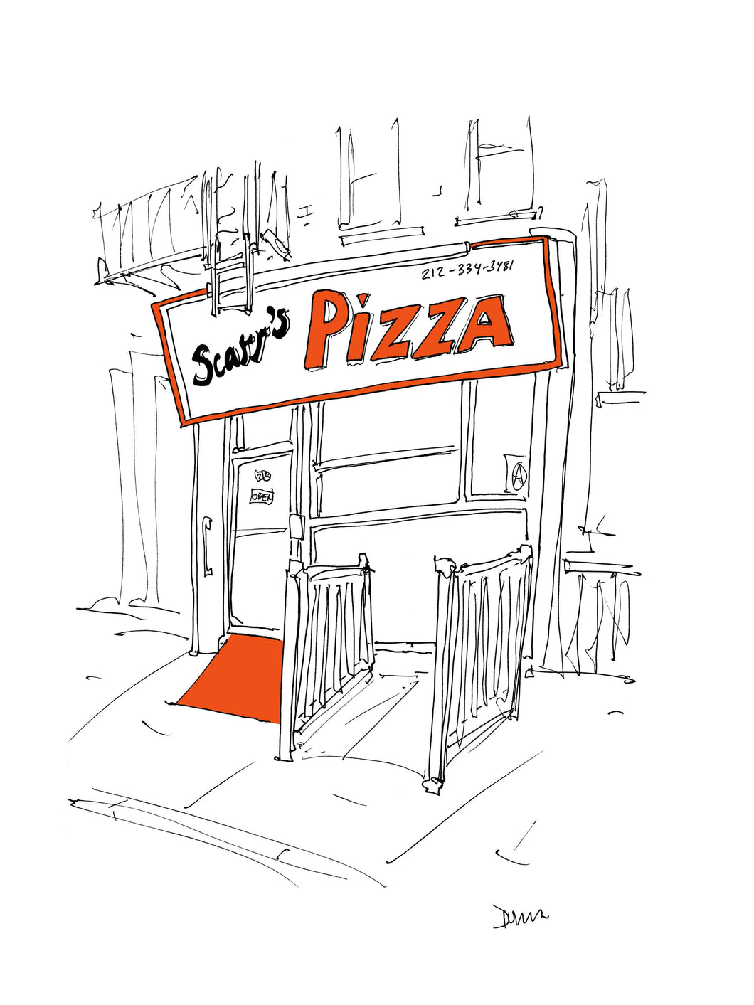 Scarr's Pizza