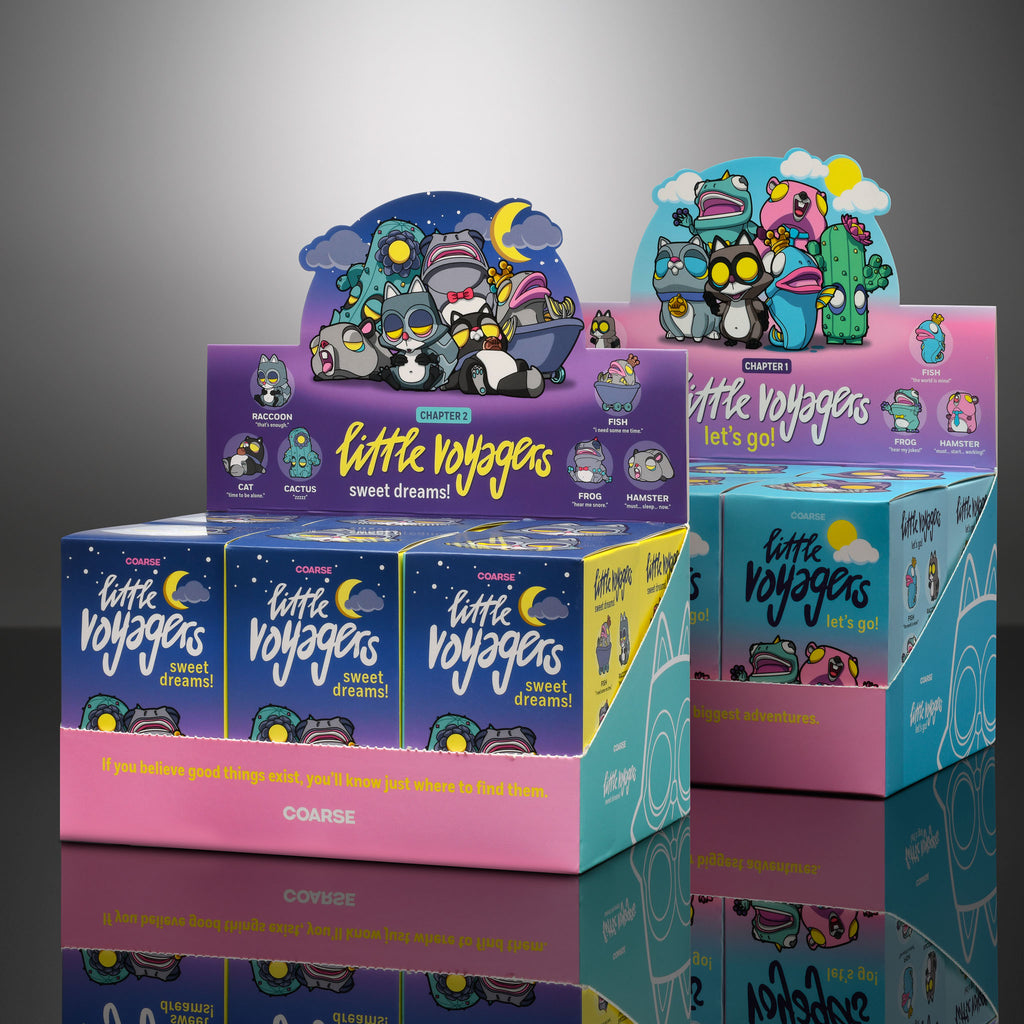 Little Voyagers – Bundle [F&F free shipping]