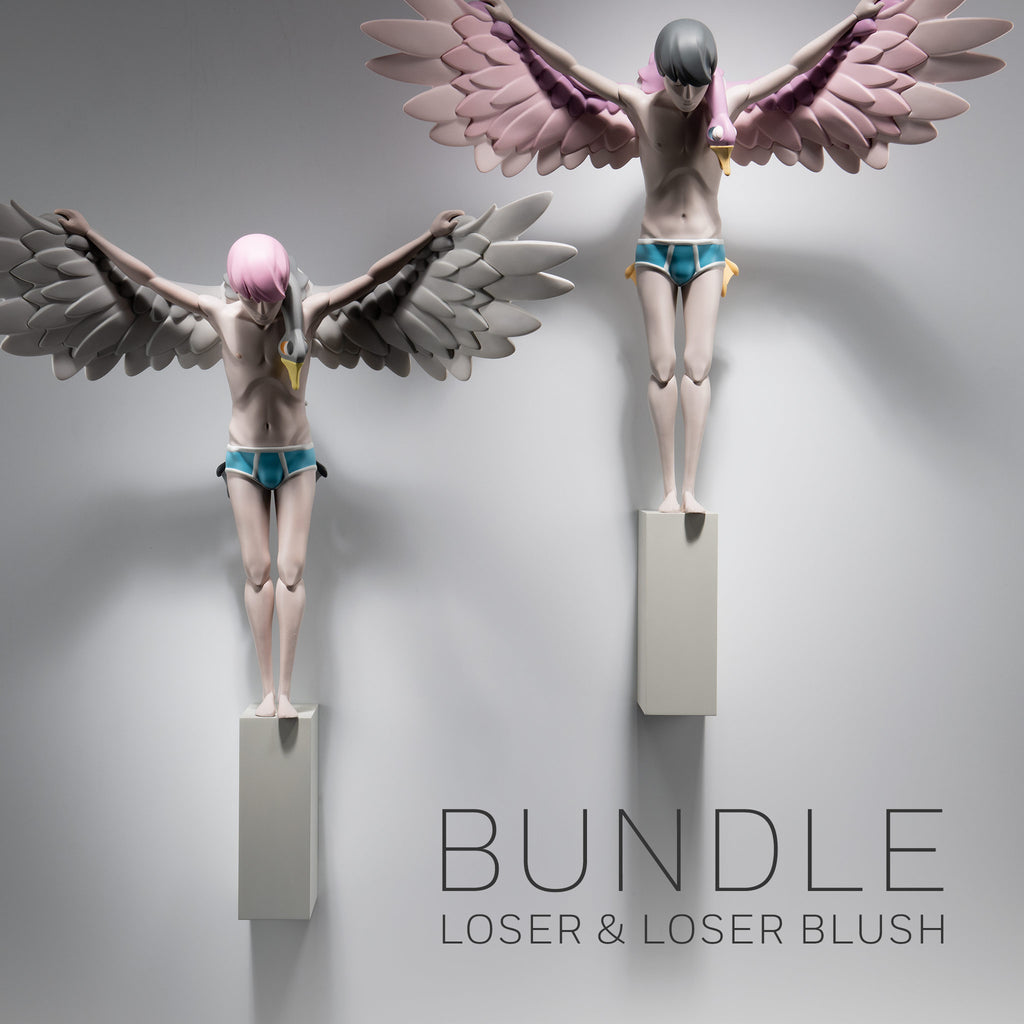 Years Adrift – Losers Together [Bundle] and Milky Bliss candle