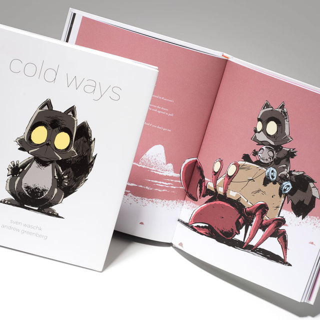 Cold Ways - Hardcover Book