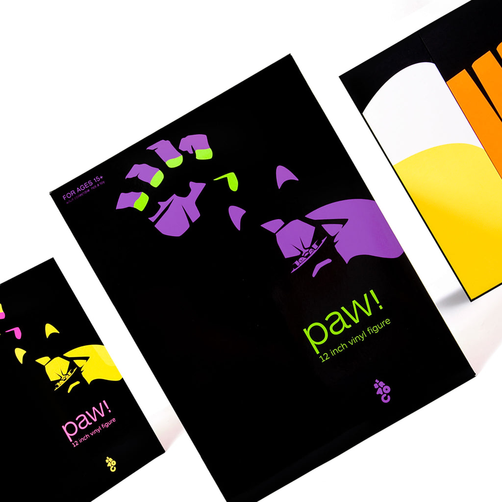 paw! – spectrum [yellow]