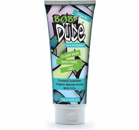 808 DUDE CLEAR SKIN GEL