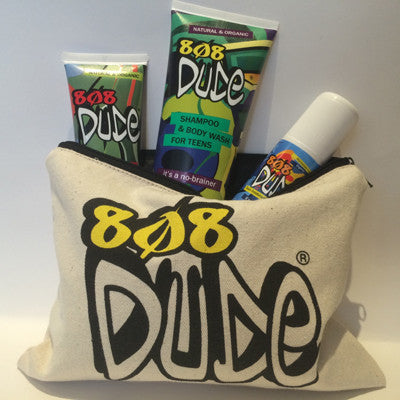 808 DUDE BAG SET