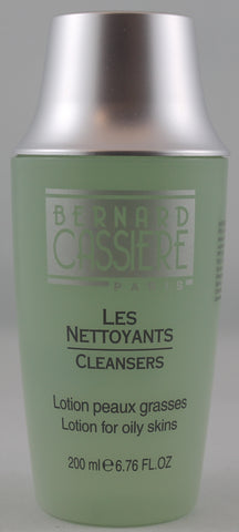 BERNARD CASSIERE LOTION FOR OILY SKIN TONER