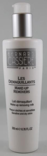 BERNARD CASSIERE MAKE UP REMOVING MILK - SENS/DRY SKIN