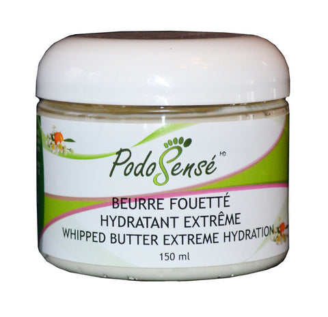 PODOSENSE WHIPPED BUTTER - RETAIL (150ML)