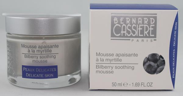 BERNARD CASSIERE BILBERRY SOOTHING MOUSSE