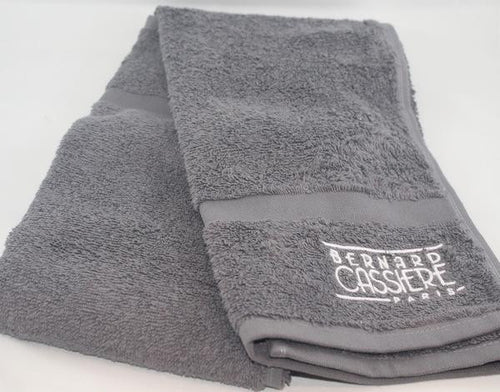 BERNARD CASSIERE GREY TOWEL MEDIUM