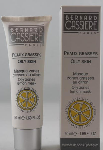 BERNARD CASSIERE OILY ZONES LEMON MASK