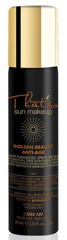 THAT'SO SUN MAKEUP GOLDEN BEAUTY ANTI AGE