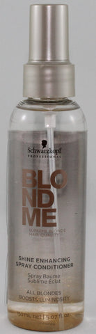 SCHWARZKOPF BLONDE SHINE ENHANCING SPRAY CONDINTIONER