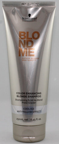 SCHWARZKOPF BLONDE COLOR ENHANCING BLONDE SHAMPOO
