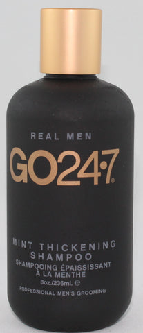 REAL MEN MINT THICKENING SHAMPOO