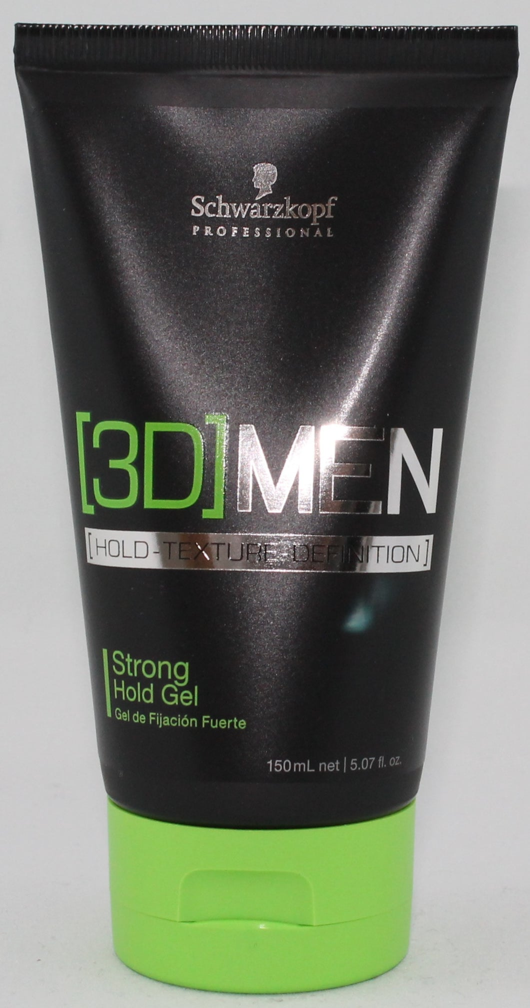 SCHWARZKOPF [3D] STRONG HOLD GEL
