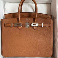 Hermès Birkin Limited Edition 30 Gold Touch Togo Alligator Mississippi Matte Palladium Hardware PHW