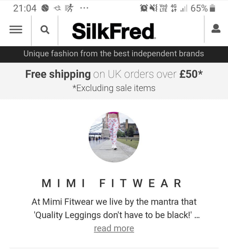 We are now live on SilkFred