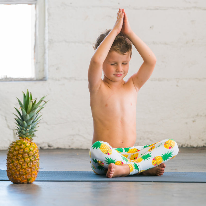 Why yoga is a good part of every child's bedtime routine