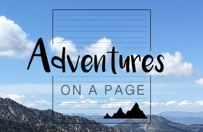 Adventures on a Page
