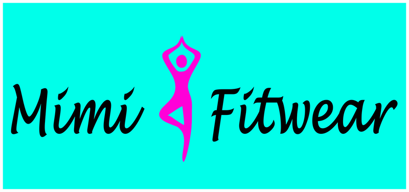 Mimi Fitwear fun design leggings UK