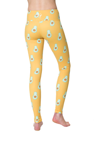 Avocado Flexi Yoga Leggings