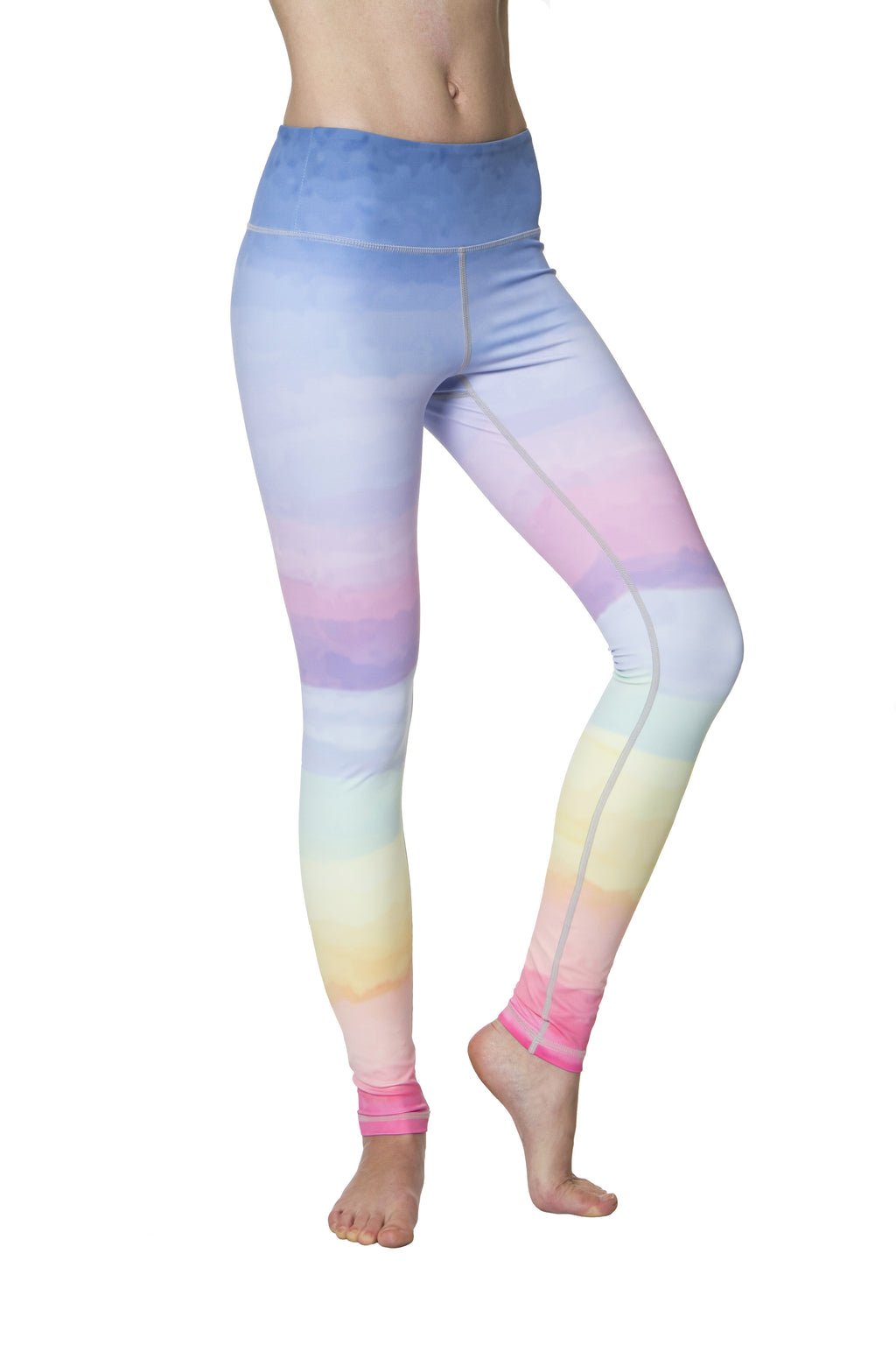 Colour Palette Flexi Yoga Leggings