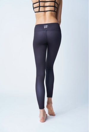 Flash Dance Black Fash Leggings