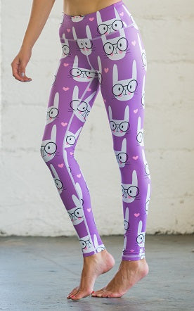 Hunny Bunny Flexi Yoga Leggings